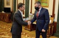 Зеленський призначив голову Хмельницької ОДА