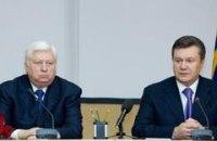 Пшонка: я человек Януковича