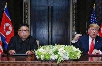 В Южной Корее заявили, что Ким Чен Ын намерен до конца года снова встретиться с Трампом