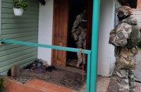 """На Волыни провели массовые обыски по делу """"черных лесорубов"""""""