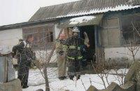 Три человека погибли из-за пожара в частном доме в Херсонской области