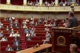 Французский парламент запретил паранджу