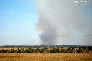 Армія РФ обстрілювала Широкине забороненими касетними боєприпасами, - прес-центр АТО