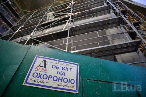 Київрада пробачила УПЦ КП 2 млн гривень за будівництво в Десятинному провулку