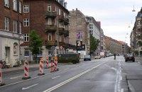 У столиці Данії стався вибух біля поліцейської дільниці
