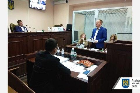 Подозреваемый по делу Садового чиновник подал апелляцию на меру пресечения