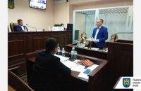 Підозрюваний у справі Садового чиновник подав апеляцію на запобіжний захід
