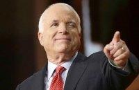 Вулицю Кудрі в Києві перейменували на честь сенатора США Маккейна