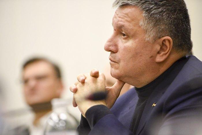 Арсен Авакок пiд час виїзного засідання уряду у м. Маріуполь