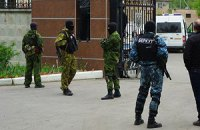 В Торезе похитили милиционера, в Горловке - мэра, в Макеевке захватили СБУ