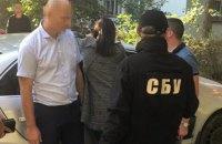 Глава управления Одесской таможни задержан при получении $3 тыс. взятки