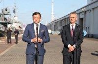 Украина уведомила НАТО о готовности отправить 20 военнослужащих в Ирак