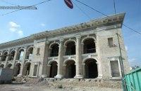 Кличко заявил о планах вернуть в коммунальную собственность Гостиный двор на Подоле