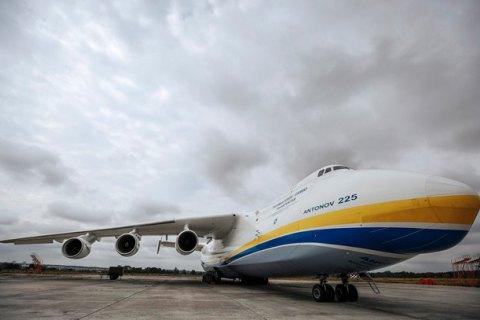 """Украина на Венецианской биеннале представит полет самолета """"Мрія"""""""