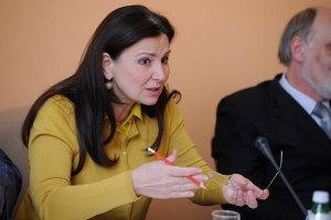 """Богословская: я защищаю страну от """"тимошенничества"""""""