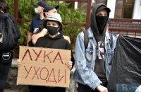 У Бресті під час протестів затримали українця
