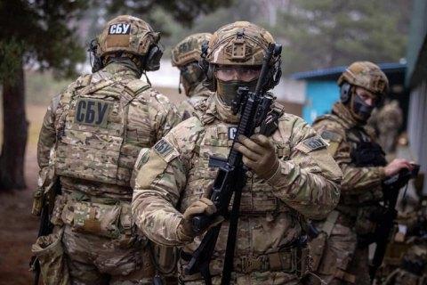 На Львовщине 12-14 мая пройдут антитеррористические учения СБУ