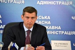 Порошенко переназначил губернатора Черкасской области (обновлено)