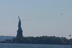 Выходец из СССР в США нанял самолет, чтобы попросить Ромни о помощи