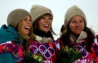 Сноубордистки з США завоювали дві медалі в хафпайпі