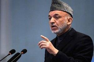 Хамид Карзай раскритиковал военную операцию НАТО в Афганистане