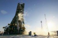 """На """"Байконурі"""" останньої миті скасували запуск ракети з повітрям для екіпажу МКС"""