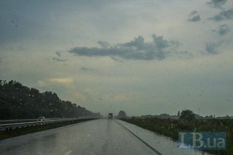 У четвер у Києві до +23 градусів, можливі дощі