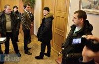 Полиция не участвовала в драке в кабинете министра юстиции, - заявление