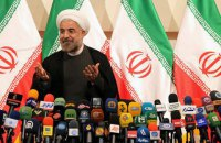 Хасан Рухани победил на выборах президента Ирана