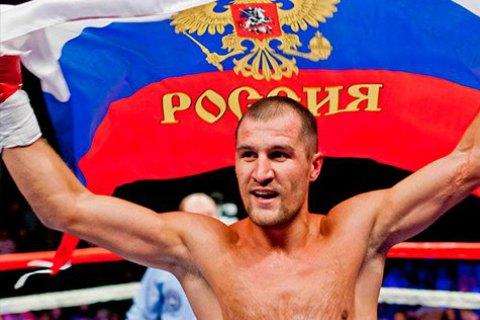 Россиянин Ковалев вернул титул чемпиона мира в весовой категории Гвоздика (обновлено)