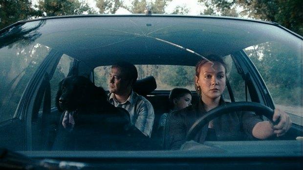 В один прекрасный момент у главного героя треснуло и лобовое стекло в машине, и личная жизнь