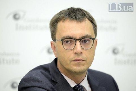 Омелян закликав УЗ діяти в правовому полі в ситуації з поїздом Саакашвілі