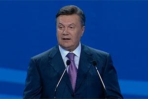 Янукович про вибори: ми складемо іспит на відмінно