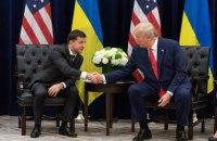 """Зеленський запросив Трампа в Україну: """"Я готовий прийняти його швидше, ніж він мене"""""""