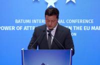 Зеленский призвал ЕС предоставить европейскую перспективу Украине, Молдове и Грузии