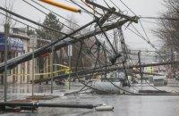 """Три штати США оголосили НС у зв'язку з наближенням шторму """"Альберто"""""""
