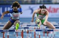 Британська легкоатлетка пояснила, навіщо бігла в масці на чемпіонаті Європи