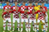 Сборная Хорватии единолично возглавила Группу D на ЧМ-2018 (обновление)