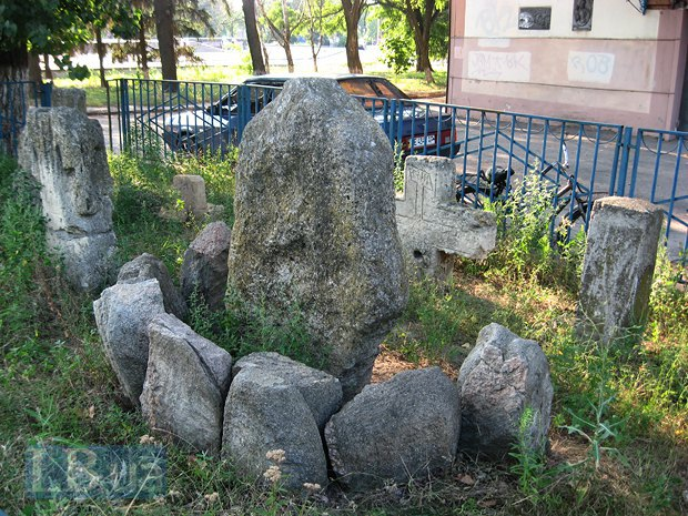 Лапідарій Нікопольського краєзнавчого музею