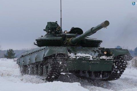 ?Харьковский бронетанковый завод модернизировал более 100 Т-64 образца 2017 года