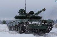 Харьковский бронетанковый завод модернизировал более 100 Т-64 образца 2017 года