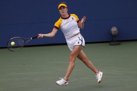 Світоліна вийшла до третього раунду US Open