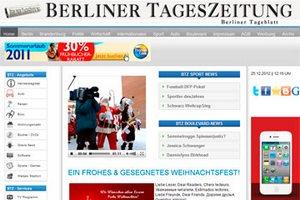 Немецкая газета, выступившая против Тимошенко, оказалась фантомом