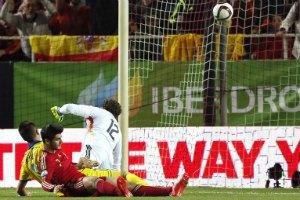 Три игрока сборной Украины получили травмы в матче против Испании