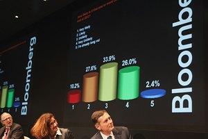 Bloomberg: тестом для Порошенка стане розділення політики та бізнесу
