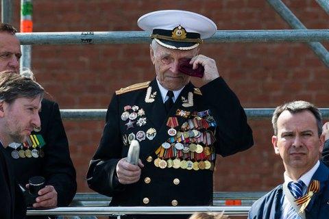 Кабмин решил выплатить ветеранам по 400 гривен ко Дню победы (обновлено)