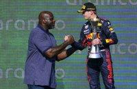 Ферстаппен виграв Гран-прі США і збільшив перевагу над Гамільтоном