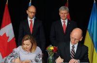 Украина и Канада завершили пятилетние переговоры о создании ЗСТ