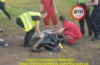 В ДТП с такси на Окружной в Киеве один человек погиб и пять пострадали