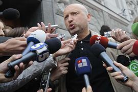 Турчинов дал показания по Киотскому протоколу
